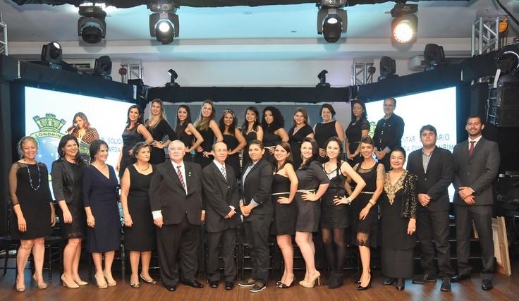 Diretoria e Colaboradores da Guarda Mirim de Londrina