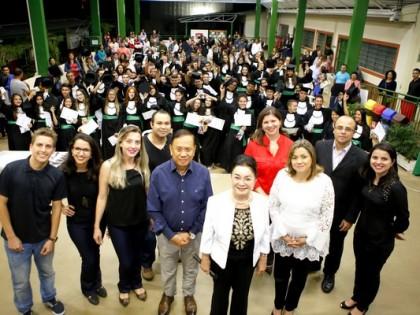 Guarda Mirim de Londrina realiza 1ª Formatura de 2016