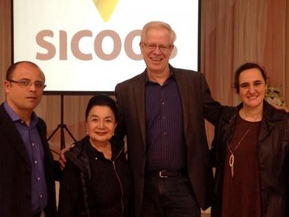 Guarda Mirim participa de palestra do Sicoob sobre Autoestima